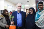 Britain's Mosques Open Their Doors as Jeremy Corbyn Sends Message to Trump