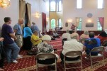 Dozens of Residents in Illinois Visit Islamic Center to Know about Islam