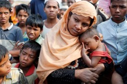 One Million Rohingya Muslims in Refugee Camps in Bangladesh