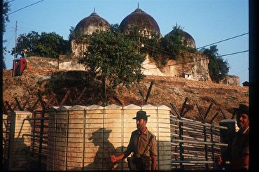 India's Court Ends Hearings in Babri Mosque Dispute