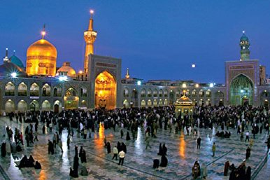 10 Million Pilgrims Expected to Visit Mashhad in Iran New Year Holidays
