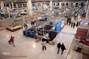 1st Day of Int'l Quran Expo in Tehran